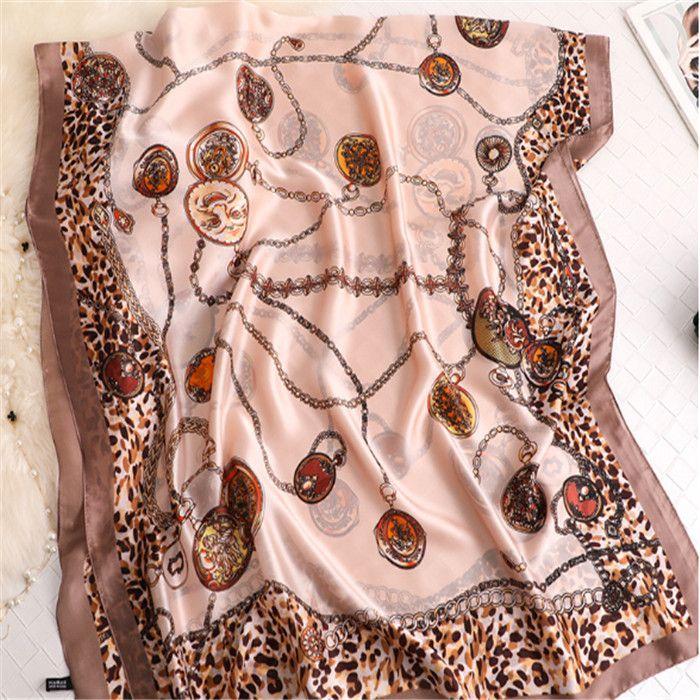 Primavera e autunno Nuove sciarpe termiche per le donne estive protezione solare asciugamano da spiaggia moda lunga scialle