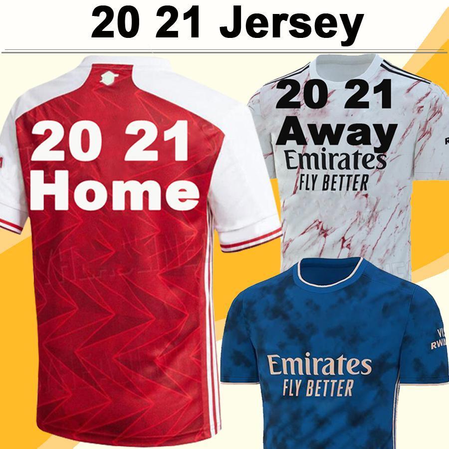 NCAA 2020 2021 Accueil Rouge Mens Soccer Jerseys Away Jaune 3ème manches courtes Chemises de football jeunesse 19 20 Fashion Uniformes adultes Ventes à bas prix