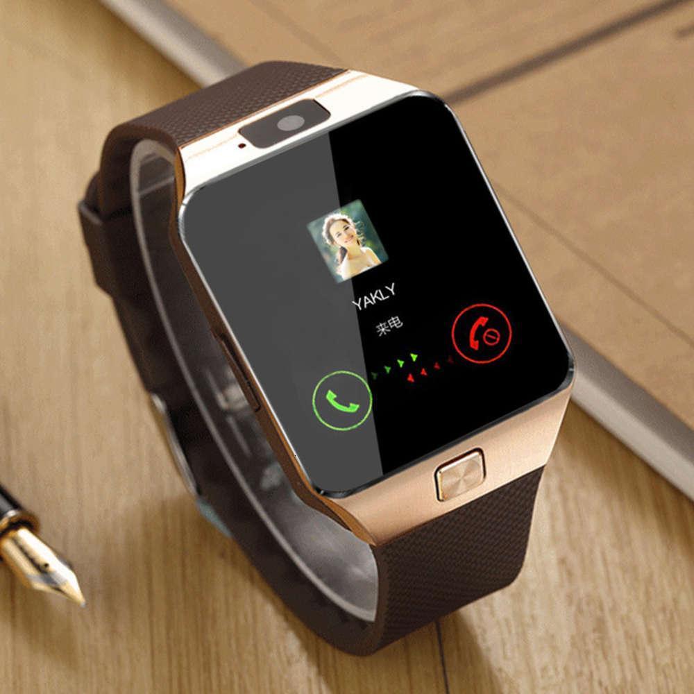 Posicionamiento del teléfono Nuevo impermeable para niños Smart Touch Photo Screen Screen Student Watch para hombres y mujeres