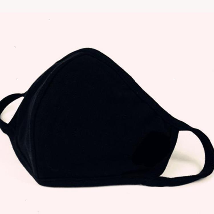 Usine PM2.5 Labs Respiration Masques blancs bio avec visage 95% coton Protection réutilisable de la poussière Pollen Pet Dander U0X9