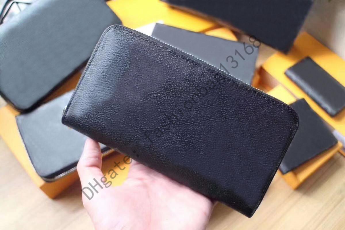 60017 Designer di lusso Fashion Men Borses Victorine Portafoglio Classic Pallas Pallas Portafogli Borsa Borsa Borsa Borsa con scatola Qwerr
