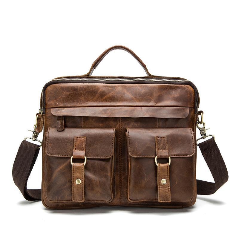 Ретро сумасшедшая лошадь ksxtl сумка верхняя сумочка мужская мужская мессенджер кожаный слой сумка 8001 кожаное плечо kwwcs