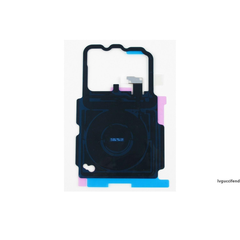 50 pcs para Samsung Galaxy S7 S7 Edge G930 G935 S8 PLUS G950 G955F NFC Bobina de Carga Sem Fio Bobina Adesivo Flex Cable Fita