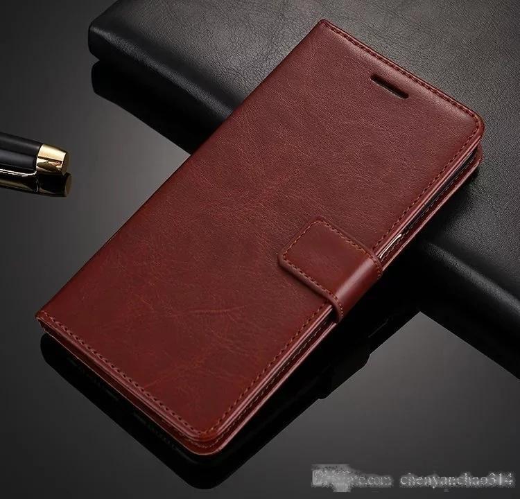 Portefeuille en cuir à 360 degrés Portefeuille pour iPhone XS MAX X 10 XR 6 7 8S Plus 5 5S SE Couverture XSmax