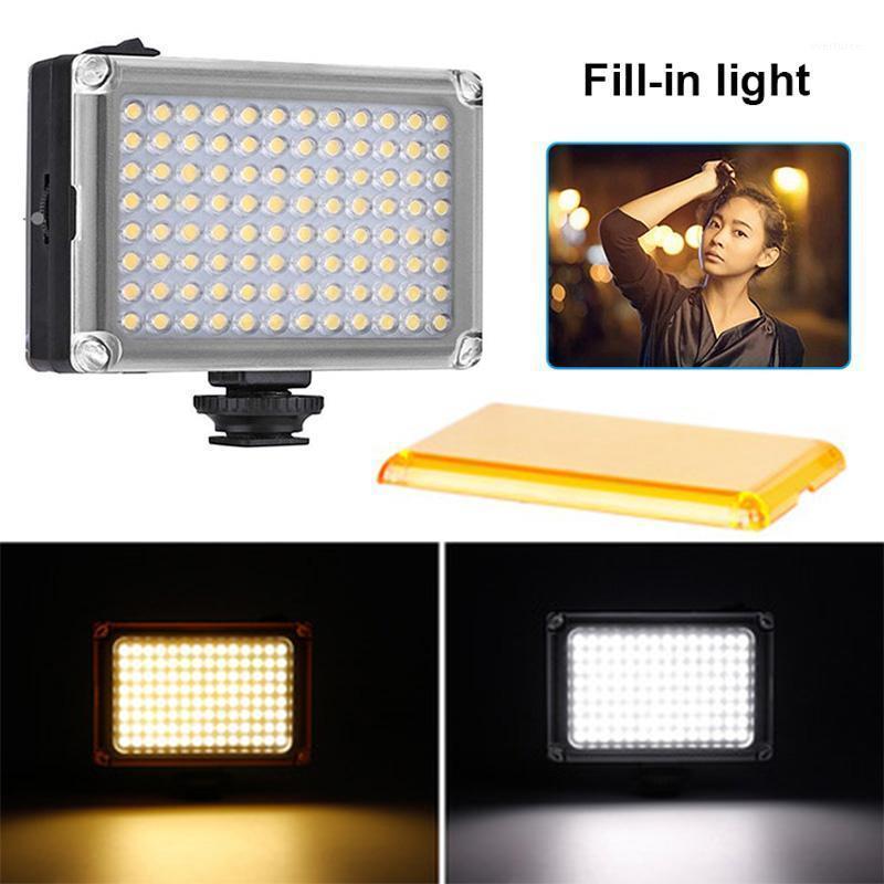 Mini-LED-DSLR-Kamera-Fülllicht 5400K / 3200K Easy-Installation Kamera Fülllicht GDEALS1