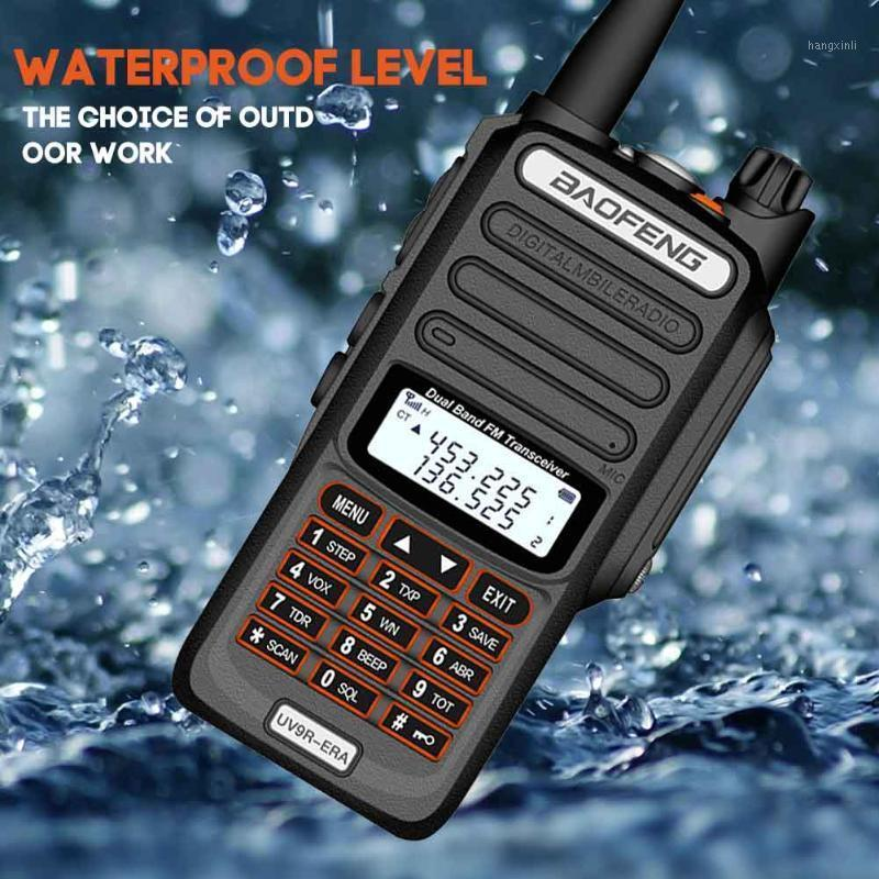 128 канал VHF UHFFM65-108MHZ Светодиодный дисплей с антенной Walkie Talkie Two Way Radio New1