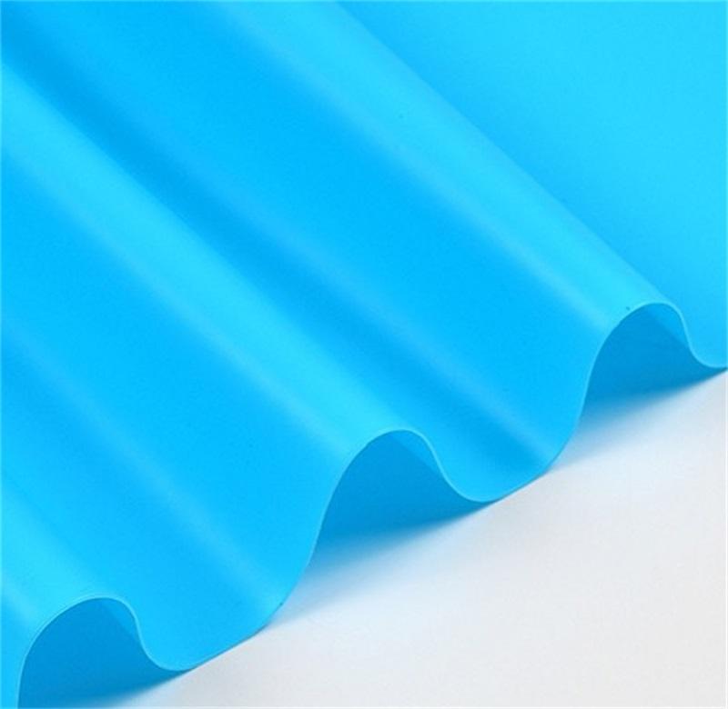 Tappetino in silicone 40x30 cm Tappetino in silicone Bambini Placemat antiscivolo morbido Pieghevole Pieghevole Pieghevole impasto Pad Pad Utensile da cucina Polychromatic Vendita calda 3 6CS F2