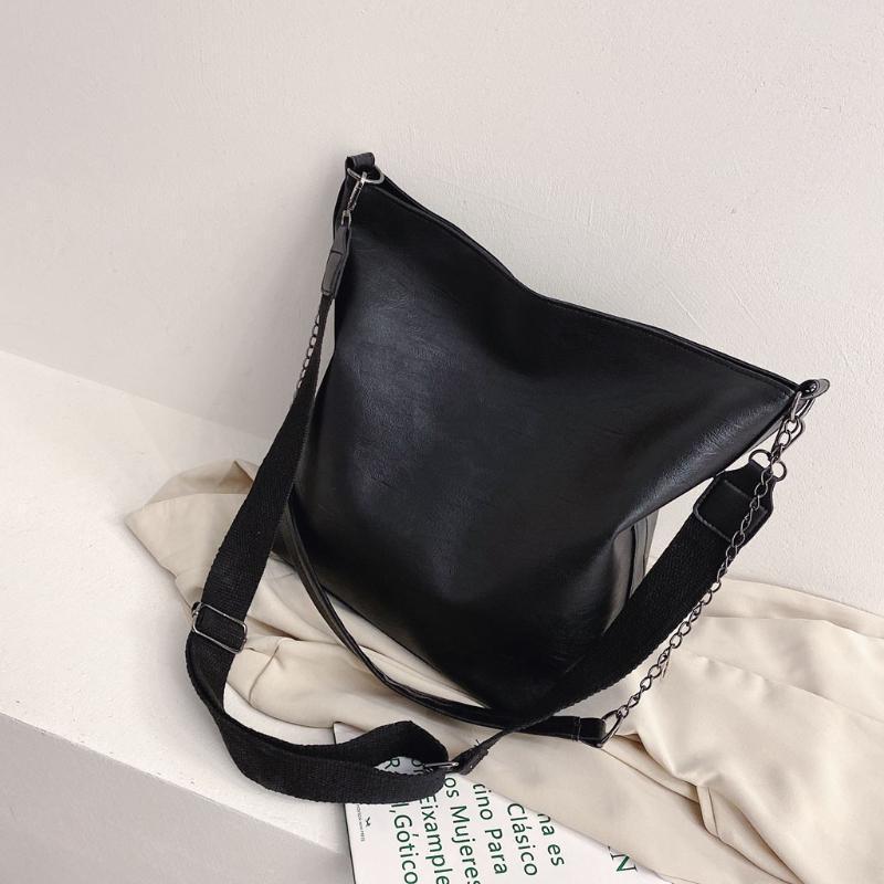 Женщины старинные кожаные сумки цепи мода 2021 сумочка путешествия посылки посланник замок замкнул женщин небольшие мешки для плеча #srn entwl