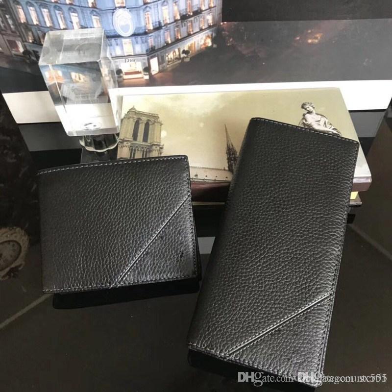 Moda Marca Designer Lujo Bolsos de Lujo Monederos Menores Wallet Wallet Wallet Bolso de mujer de alta calidad Carteras de cuero de cuero