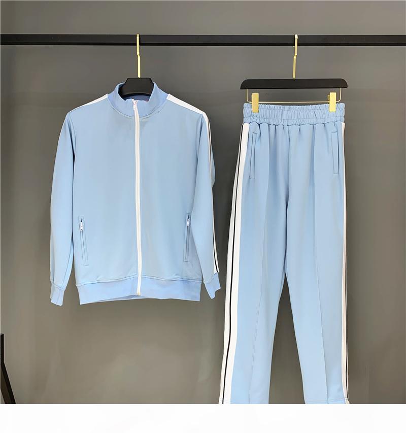 2021 erkek Tasarımcı Spor Bayanlar Rahat Palm Kazak Moda Açık Koşu Nefes Suit Erkek Melek Kazak Marka Giyim Doğru Sürüm