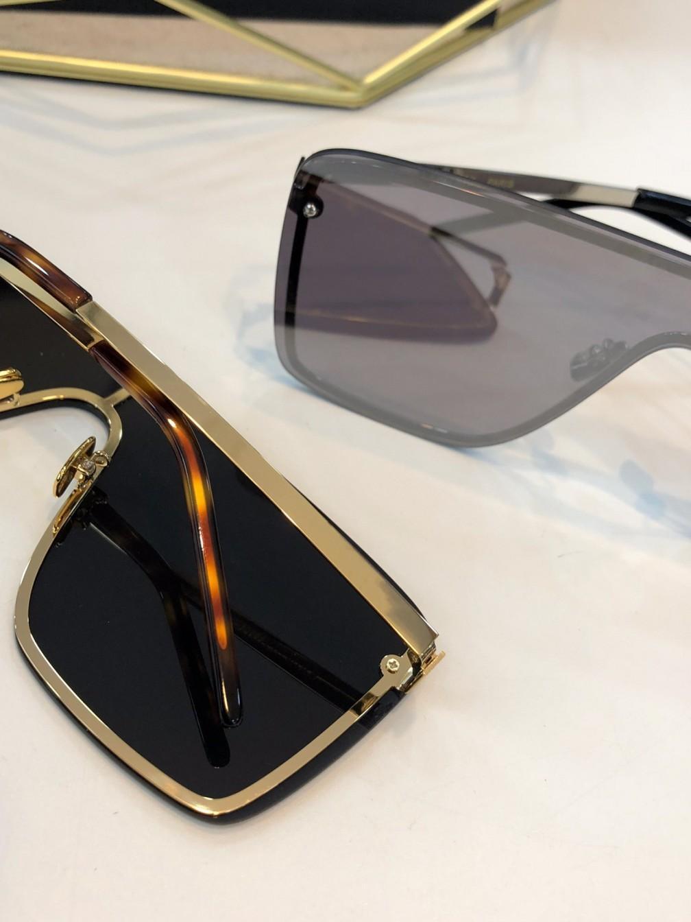2021 جديد أعلى جودة 364 رجل نظارات الرجال نظارات الشمس مزاجه النساء النظارات الشمسية نمط الأزياء يحمي العينين مع مربع