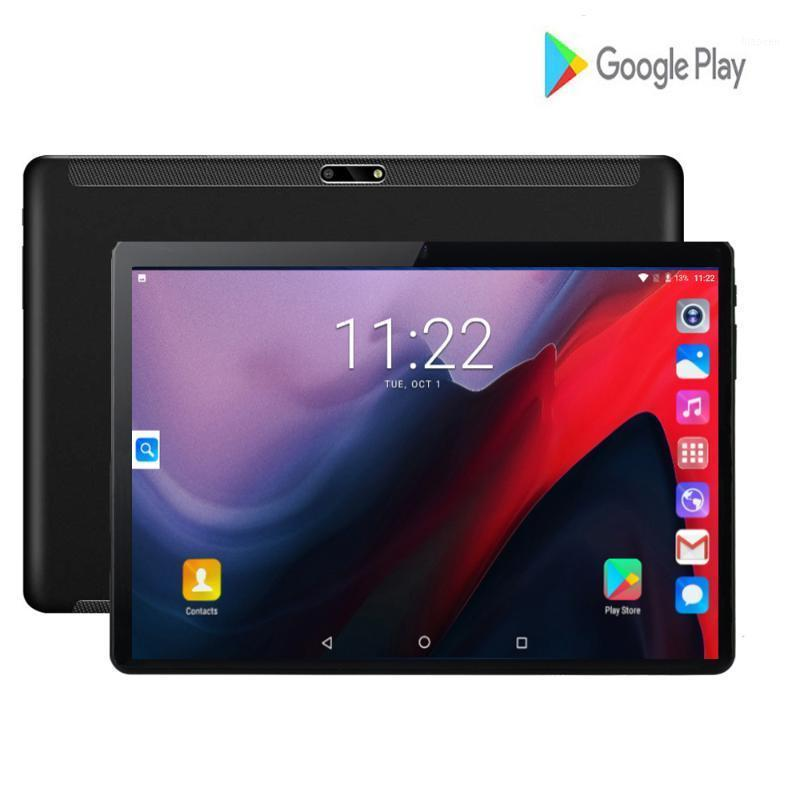 Newest 10 inch tablet PC Android 7.0 Quad Core tablets Ram 2GB Rom 32GB tablet IPS T10 Dual SIM GPS Android Tab 10.11