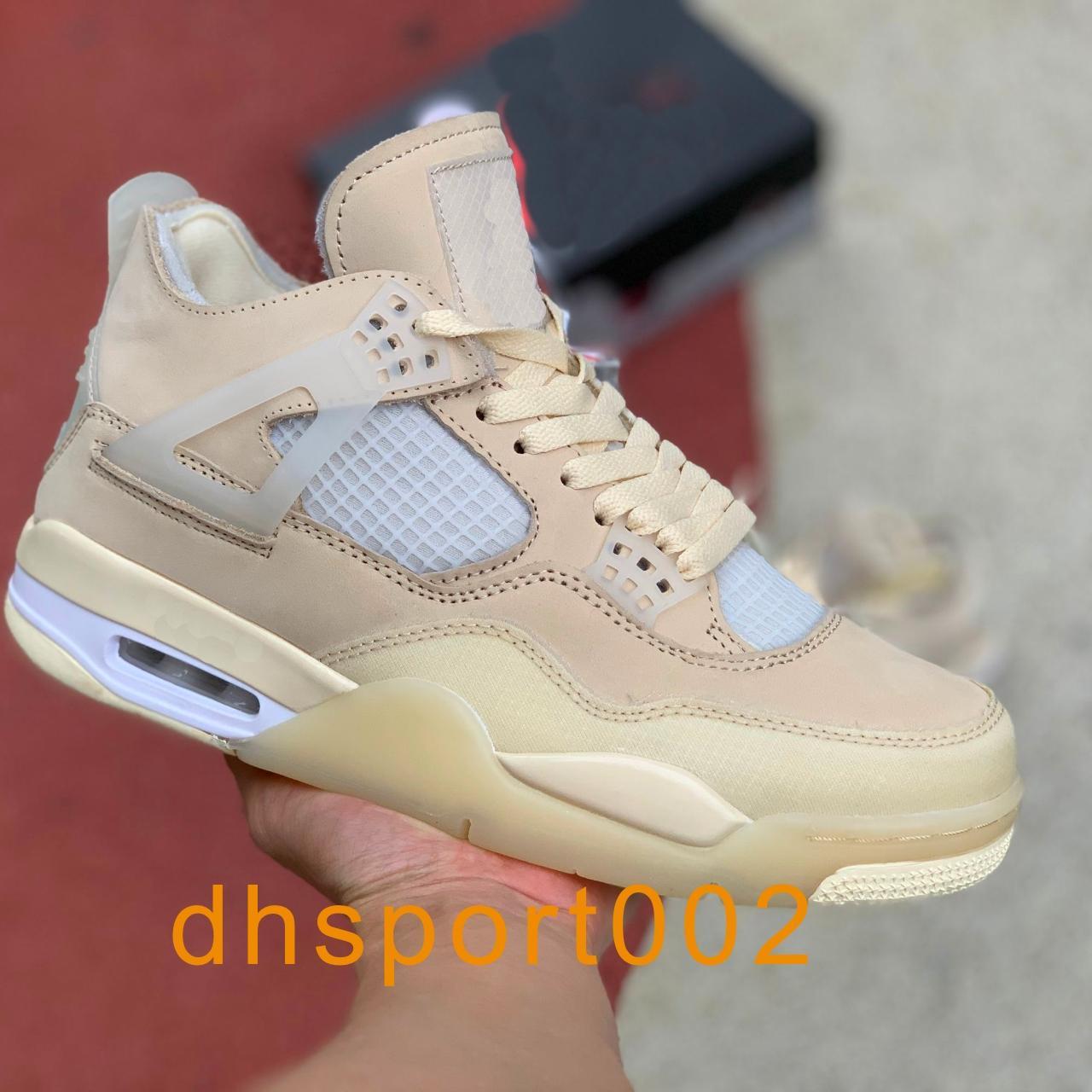 36-46 جودة الشراع fw الأبيض مربع الأحذية رجل حذاء رياضة أعلى حجم كرة السلة أحذية كرة السلة مع FW2020 4 J PJBNV