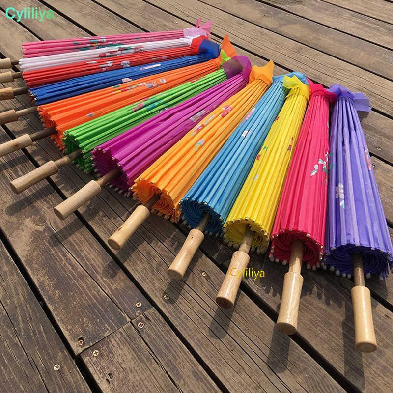 مصنع البارسول للبالغين الحجم اليابانية الصينية الشرقية اليدوية نسيج لحفل زفاف التصوير الديكور مظلة