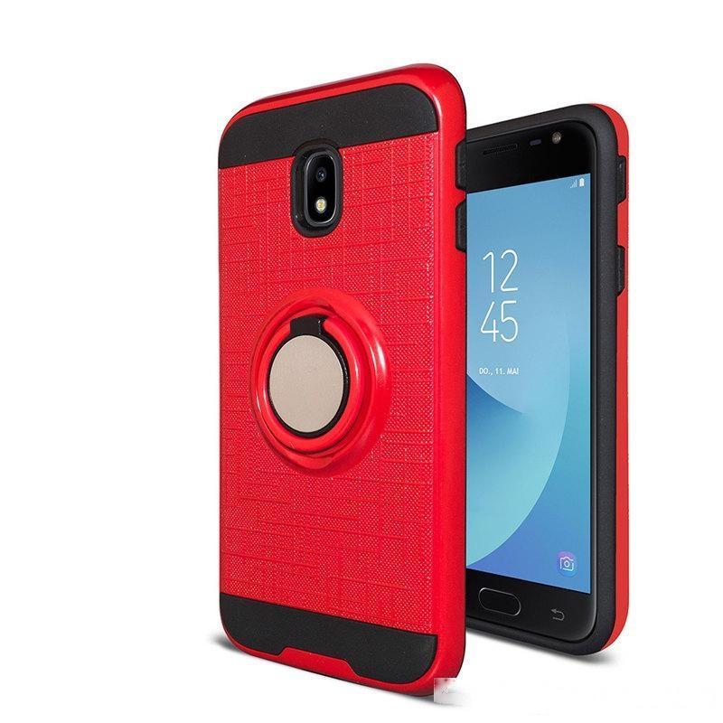 Para LG Q7 Q7 Plus Armor Funda de la caja del teléfono para Alcatel 7 Metropcs 6062W 6062 cubierta de doble capa B