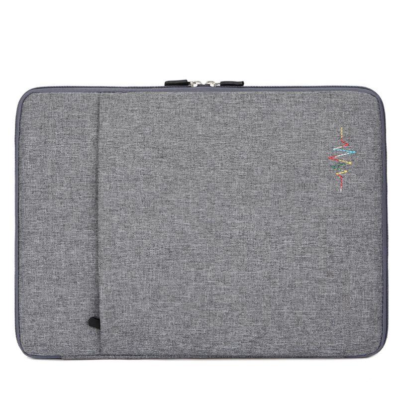2019 neue Hülsenkoffer für 15,6-Zoll-Laptoptasche für Asus / HP / Dell / Acer 15.6 Tragbarer freier Drop-Versand