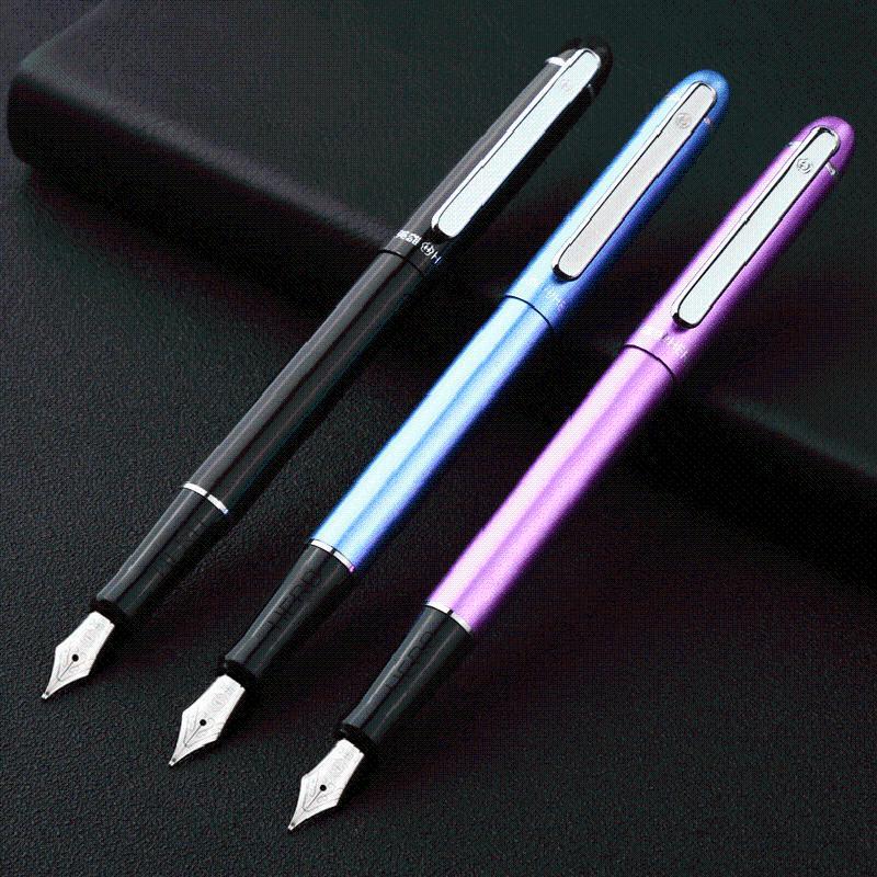 3 pcs stylo encre adulte stylo mignon caneta calligraphie Signature Office iridium étudiant écrit Special Papeterie Paperia Kawaii