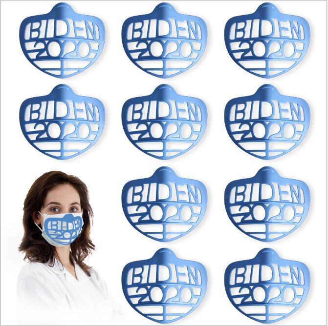 Masque Designers Stand Inner BWC3897 Masque Bouche intérieure Porte-support de support Séparer Masques respirantes Masks Biden Support Cadre Masques de visage Trop Vujs