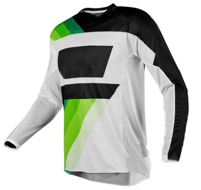 Camicie fuoristrada, mountain bike, vestiti da ciclismo, magliette a maniche lunghe, velocità di velocità della bicicletta, abiti da corsa in moto, squadra personalizzata