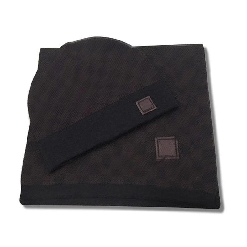 New Fashion High Quality Uomini e Donne Cappello Sciarpa Set Set Cappelli caldi Sciarpe Set Cappello Sciarpa Accessori moda