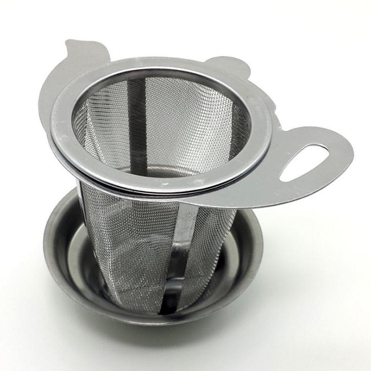 Чайная сетка металлический инфузор из нержавеющей стали чашка листьев листьев с крышкой Новые аксессуары для кухни чайные инфузаторы DWD3239