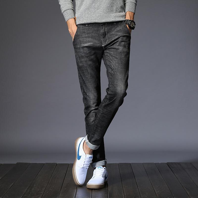 Automne et hiver Nouveaux pantalons de la mode coréenne