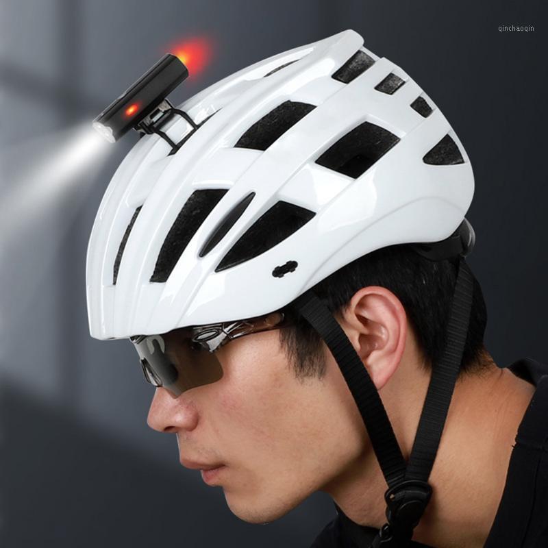 Велосипедные огни MTB Велоспорт Шлем Фара Светодиодная Головая Кап шляпы Аккумуляторные Фары БЕСПЛАТНЫЕ Клип-клип Свет Открытый Riding1