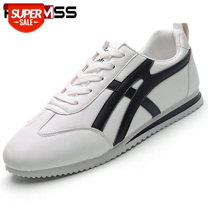 Мужчины кроссовки 2020 новый PU дышащий скейтборд обувь открытый мужской ходьбу обувь мужчины Sapatilhas Homem Shoes размер 39-46 # CA9x