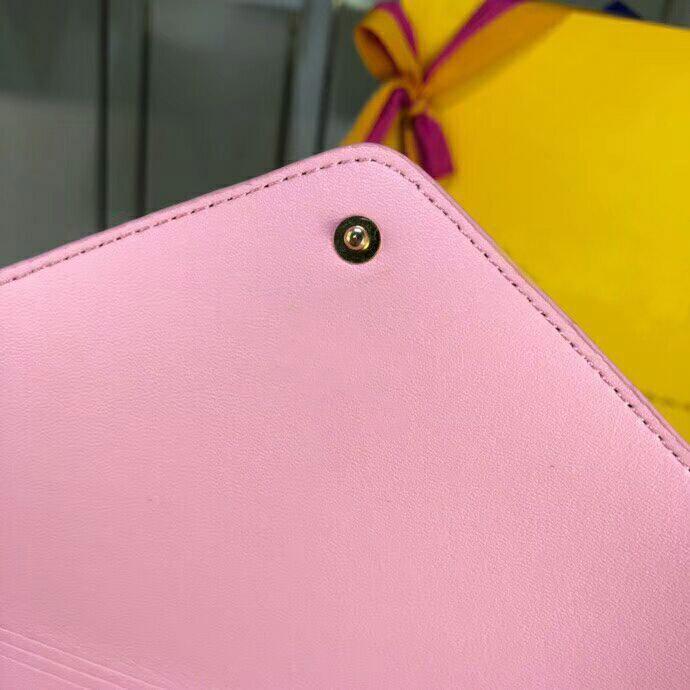 Pochette Kirigami 1 pedaços flap sacos M69199 em designers de embreagem carteira bolsa 3 mulheres 3 combinação bolsa bolsa m62457 m62034 wiouv