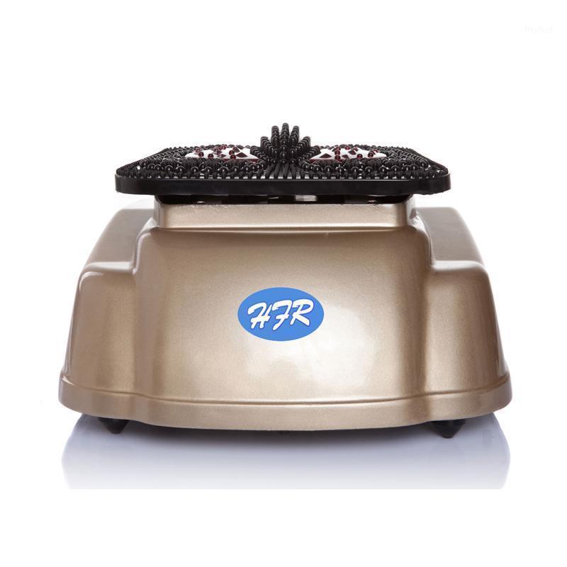HealthFever Brand Remote Control Ноги Electric Mute Вибрирующие кровообращение машины Массажер для ног Массажер 1