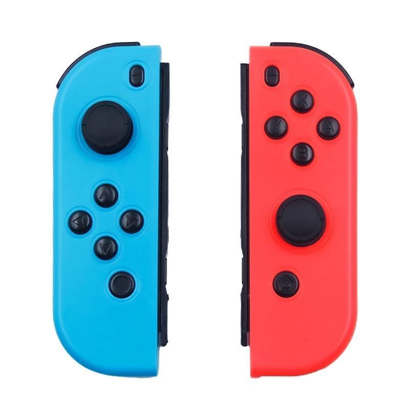 2021 новый беспроводной контроллер Bluetooth для переключателя радости левый правый консоль джойстик красный и синяя функция Bluetooth