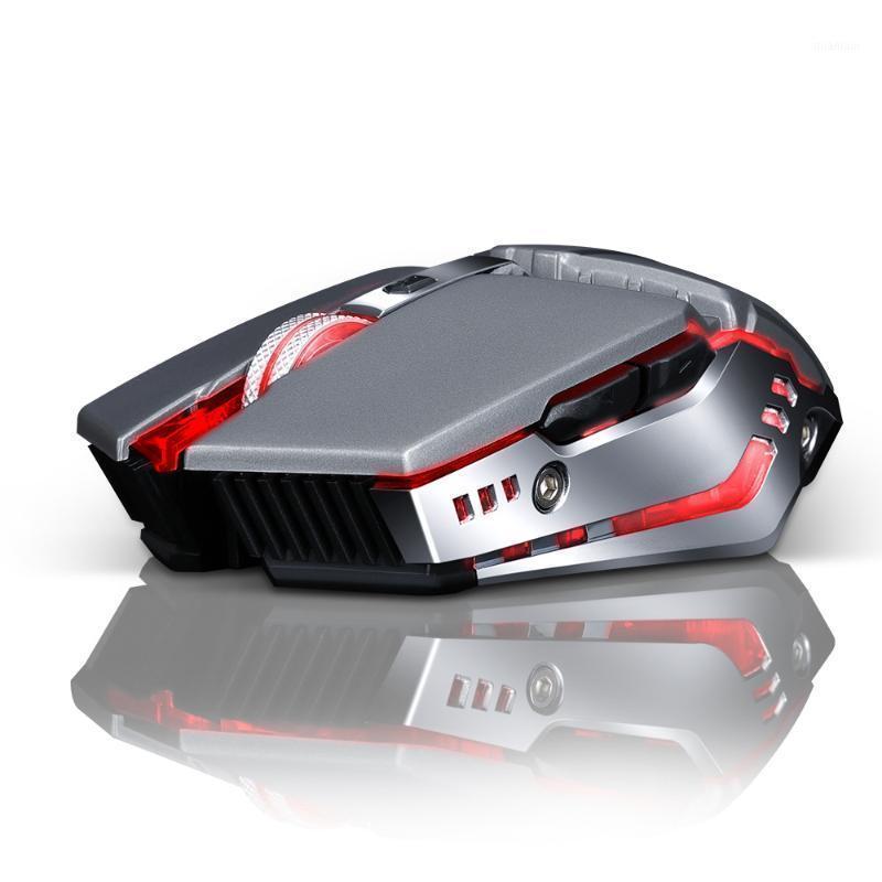 USB sem fio mouse carregando mouse silencioso touch wheel gaming para t-lobo q15 computador de quatro cores periférico