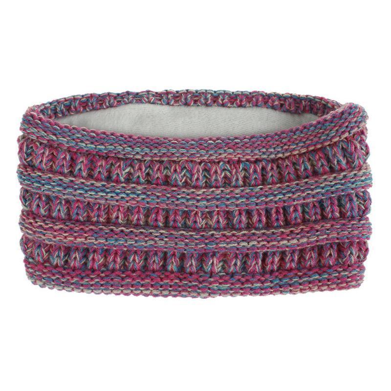 Winter ohr wärmer stirnband frauen mode elastische wolle gestrickte stirnband kopf wrap haarband mädchen elegante haarband zubehör