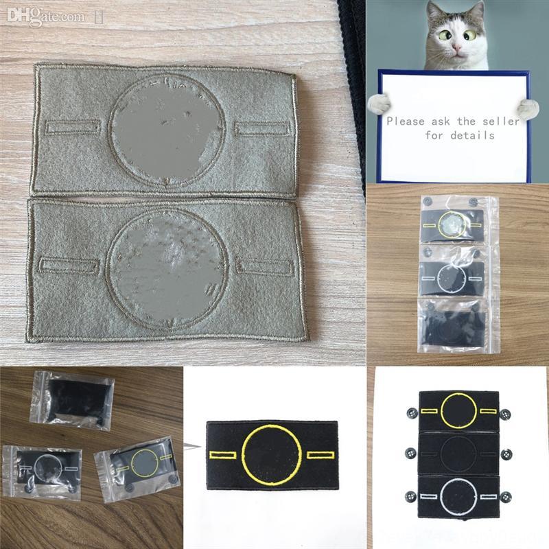 Ldld3 rond-runcuff designerlinks boutons de manchette Liens de luxe Lettre Navy pour boutons de manchette Bouffon Groom