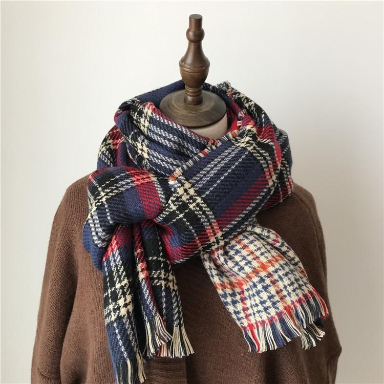 6l4n кольцо шарф женская зима реальная мода женщин повседневная для шарфа новая шея взрослые женщины