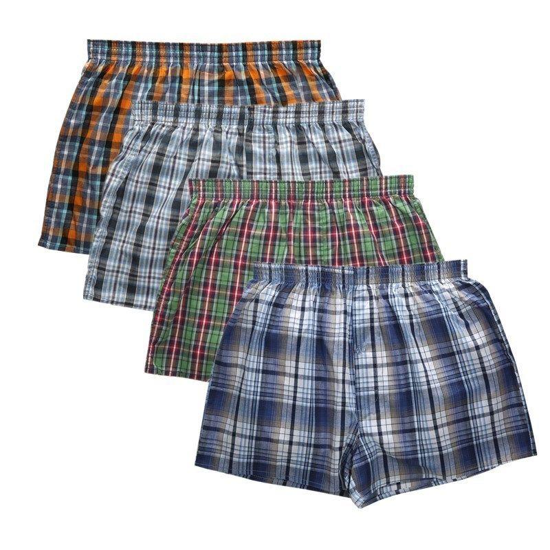 Boxsel Classic Sous-vêtements ronds, coton, 4 unités / lot