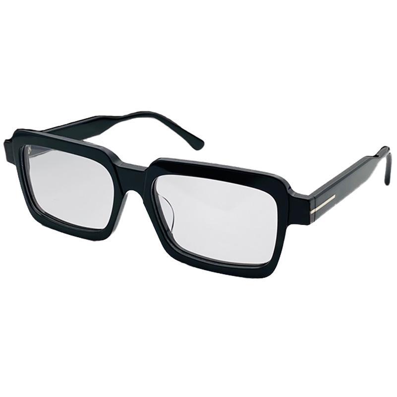 5711-B Novos Ópticos Óculos com Proteção para Homens Mulheres Vintage Quadrado Prancha Quadro Popular Top Quality Venha com Case Classic Óculos