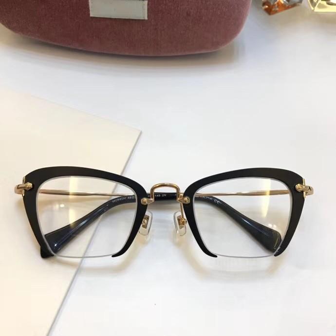 2021 Новые очки кадр женские мужчины темпераментные кадры для очков очки очки кадр четкие линзы мужские очки очки кадр óculos 54qs и корпус