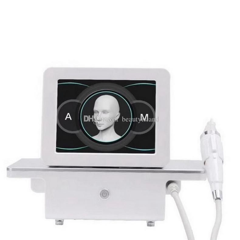 Microneedle rf sistema de terapia dispositivo de cuidados com a pele fracionário rf miconeedling para cicatrizes de acne remoção de rosto corpo corpo apertando máquina