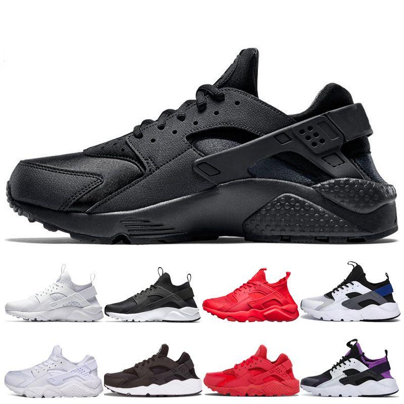 1.0 Scarpe Hurarche 4.0 Scarpe da corsa IV IV IV Huaraches Triplo Black Triple Red Triplo Bianco Black Black Black White Sneakers