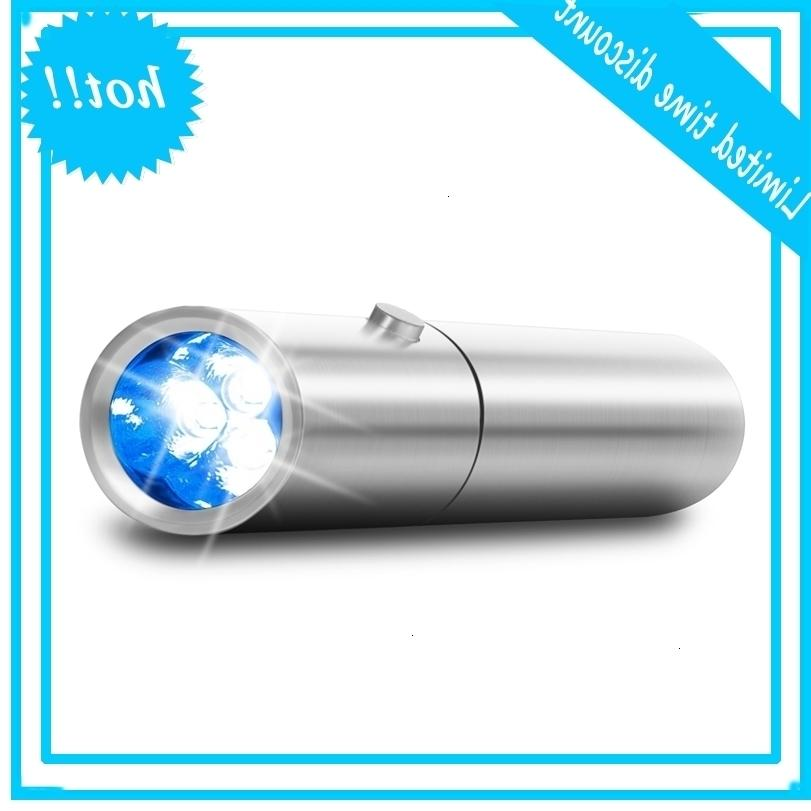 Lámpara de esterilización Ultraviolet LEDUVC EPA portátil