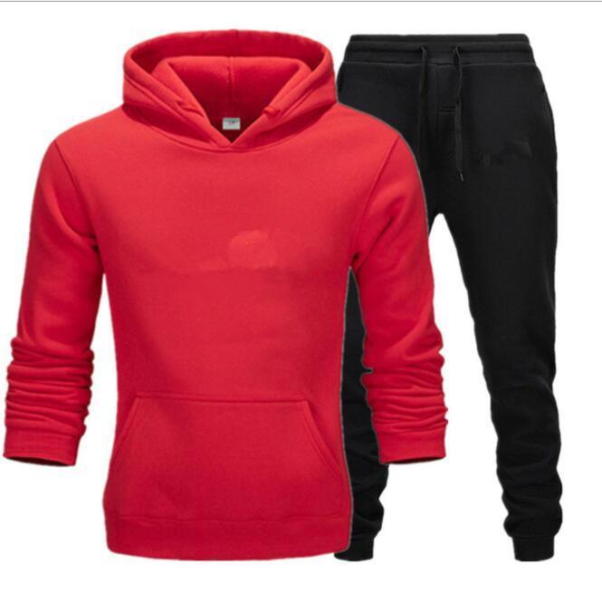 2019 Fashion Designer Tracksuit Primavera Outono Casual Homens e Mulheres Marca Sportswear Mens Tracksuits Alta Qualidade Hoodies Sports Sports