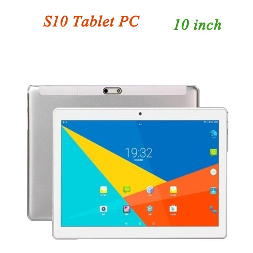 Cheap 10 Inch MTK6592 Quad Core 2G Android5.1 Phone Tablet PC 1GB 16GB 32GB IPS 1280*800 WiFi Phablet Dual SIM Customized Service