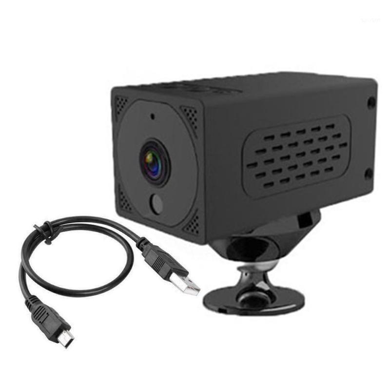 2000mAh wifi mini cámara 1080p Visión nocturna Cámara de acción magnética IP inalámbrica IP Remote Batería incorporada Monitor de lejal Drop Shipping1