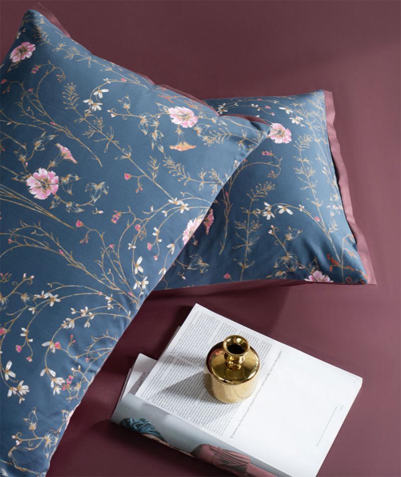 Vintage romantic pastoral bedding set,full queen king 60s cotton trend double home textile bed sheet pillow case quilt cover