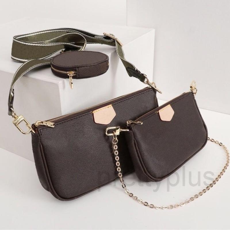 2021 bolsos de bolsos Excelente Moda de Tote # 3918 Lady Lady Luxury Lady PU Bolsas Nueva marca Monedero de cuero Hombro M Bolso de calidad Bolsas Dfakr