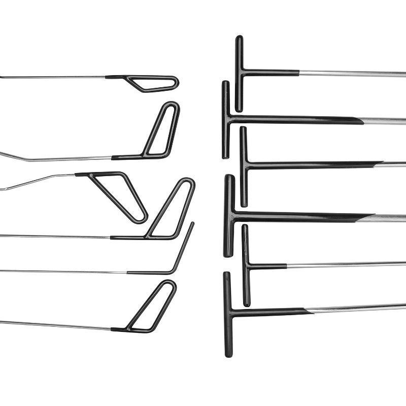 Профессиональные инструменты для ручного инструмента Super PDR Pushs Cooks Coks Crolbar Auto Body Dent Repair Tools Profession