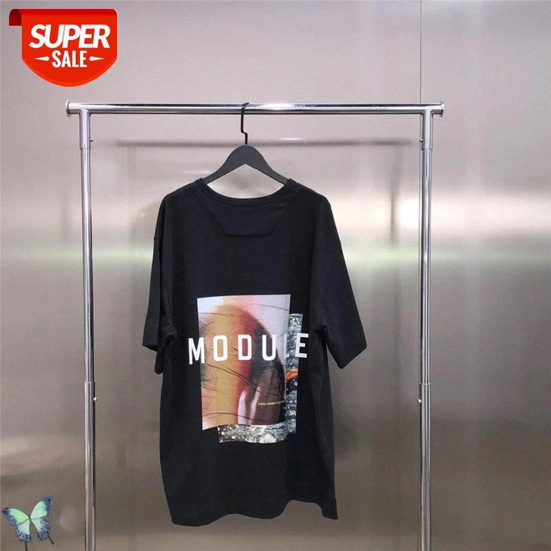 Boy Juun.J T Gömlek Erkek Kadın Dijital Baskılı Tişört # T24Q