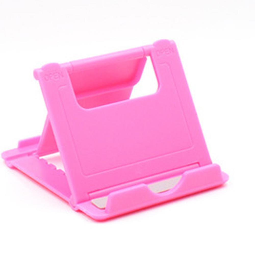 الإبداعية طي سطح المكتب حامل ABS قذيفة حماية البيئة المواد المدمجة وسهلة لتحمل قابل للتعديل كسول الهاتف المحمول قوس cc