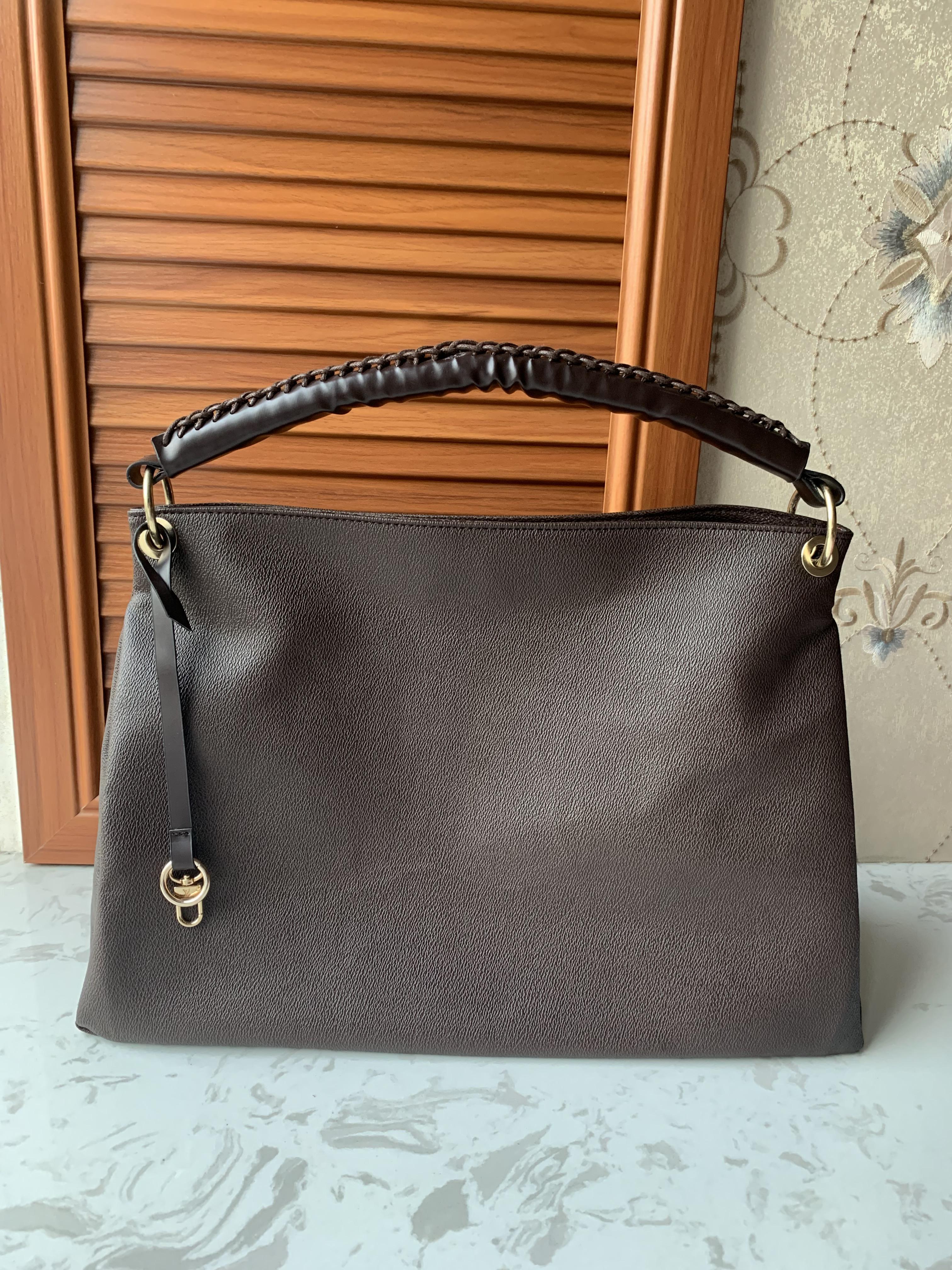 Vuİtton.Bolsas de ombro artsy para mulheres bolsas de mão de couro 3AA Top Quality Messenger Bag Michael Tote